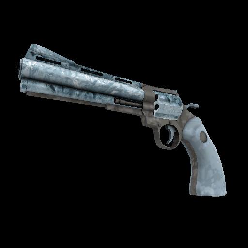 Glacial Glazed Revolver