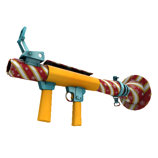Frosty Delivery Rocket Launcher