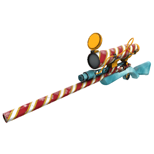 Frosty Delivery Sniper Rifle