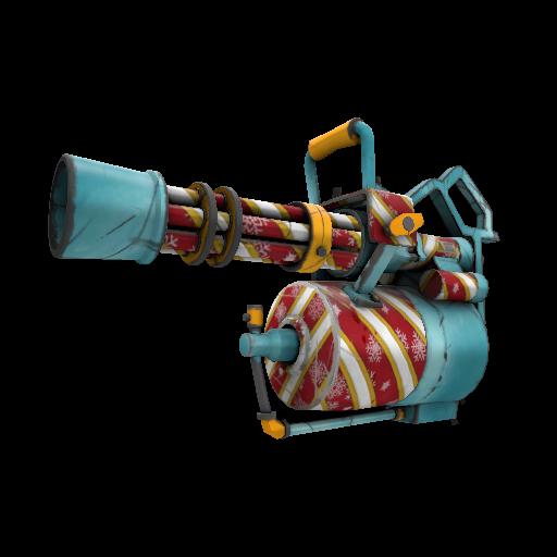 Frosty Delivery Minigun