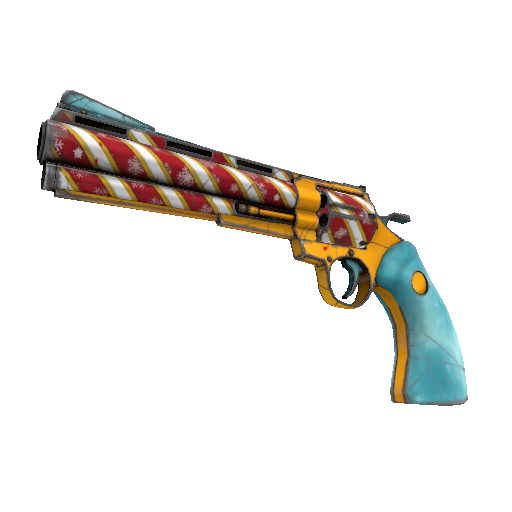 Frosty Delivery Revolver