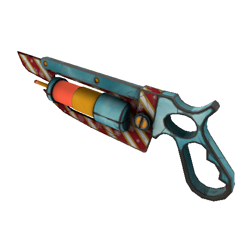 Frosty Delivery Ubersaw