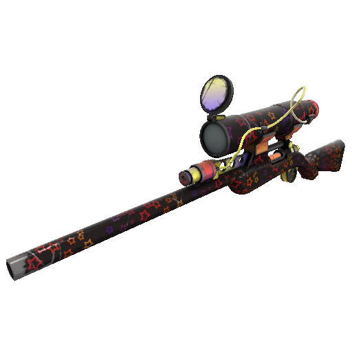 Starlight Serenity Sniper Rifle