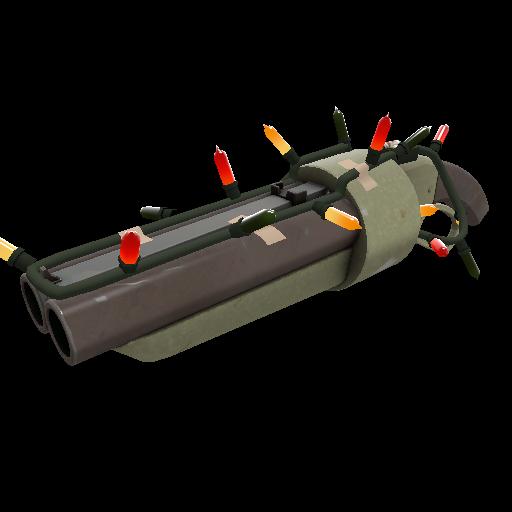 Rage-Inducing Specialized Killstreak Scattergun
