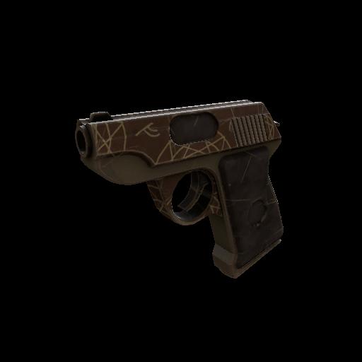 Necromanced Pistol