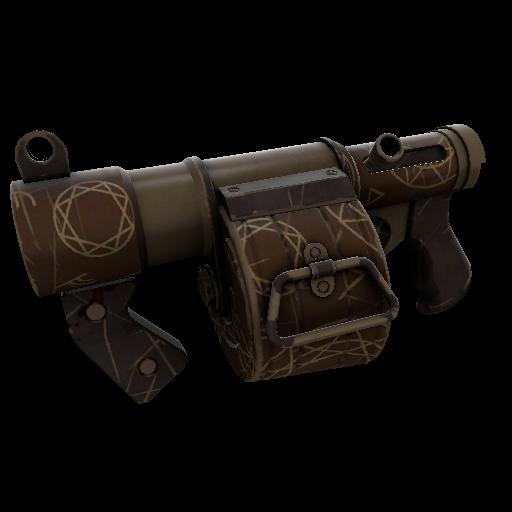 Necromanced Stickybomb Launcher