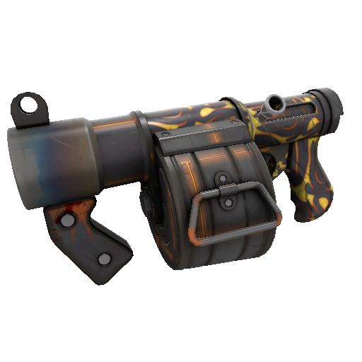 Kiln & Conquer Stickybomb Launcher