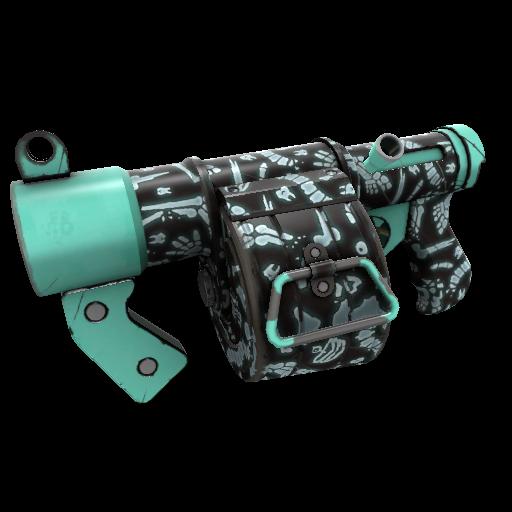 Broken Bones Stickybomb Launcher