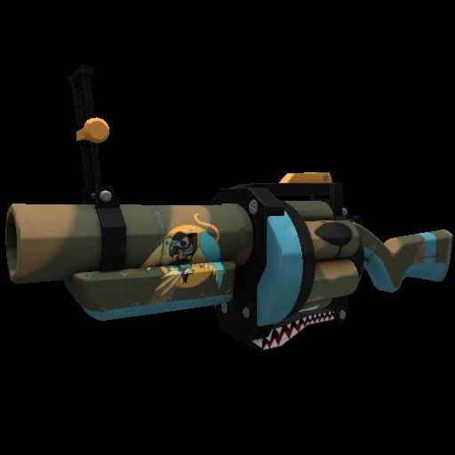 Hale's Own Professional Killstreak Grenade Launcher
