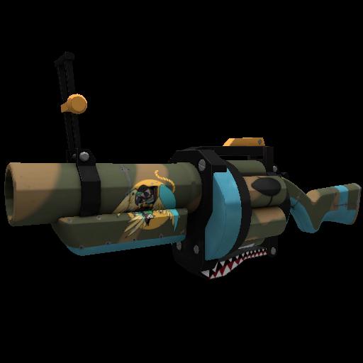Warhawk Grenade Launcher