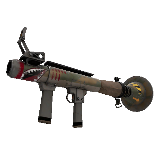 Specialized Killstreak Rocket Launcher