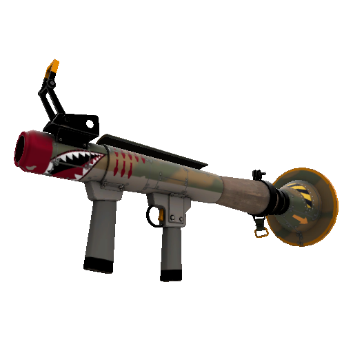 Warhawk Rocket Launcher