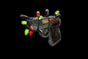 Festivized Specialized Killstreak Blitzkrieg Pistol Well Worn