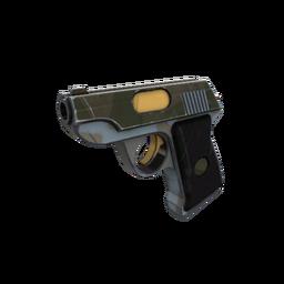 Strange Specialized Killstreak Blitzkrieg Pistol (Minimal Wear)