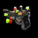 Unusual Festive Blitzkrieg Pistol (Factory New)