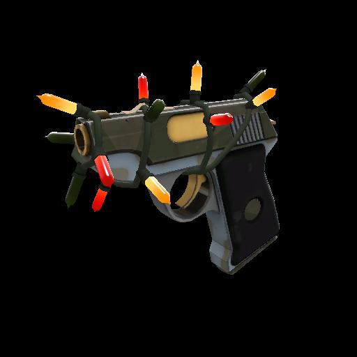 Unusual Pistol