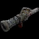 Unusual Blitzkrieg Medi Gun (Battle Scarred)