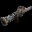 Unusual Professional Killstreak Blitzkrieg Medi Gun (Well-Worn)