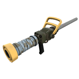 Strange Specialized Killstreak Blitzkrieg Medi Gun (Factory New)
