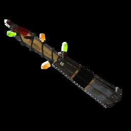 Unusual Festive Killstreak Blitzkrieg Knife (Field-Tested)