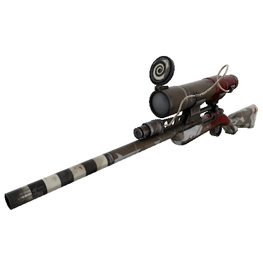 Airwolf Sniper Rifle (Battle Scarred)