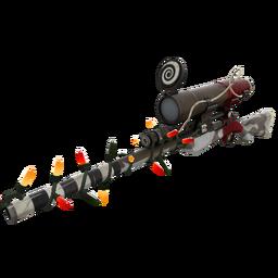 Festivized Killstreak Airwolf Sniper Rifle (Field-Tested)