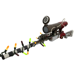 Festivized Killstreak Airwolf Sniper Rifle (Factory New)