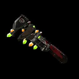 Strange Festivized Specialized Killstreak Airwolf Wrench (Battle Scarred)
