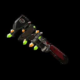 Strange Festivized Killstreak Airwolf Wrench (Well-Worn)