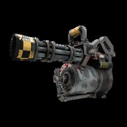 Butcher Bird Minigun (Battle Scarred)