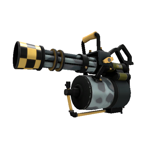Scarcely Lethal Professional Killstreak Minigun