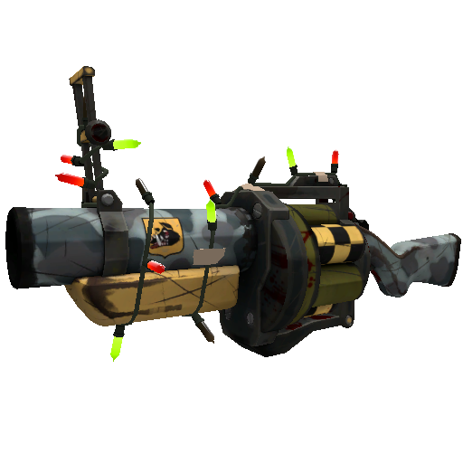 Unusual Professional Killstreak Grenade Launcher