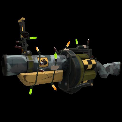 Unusual Professional Killstreak Grenade Launcher