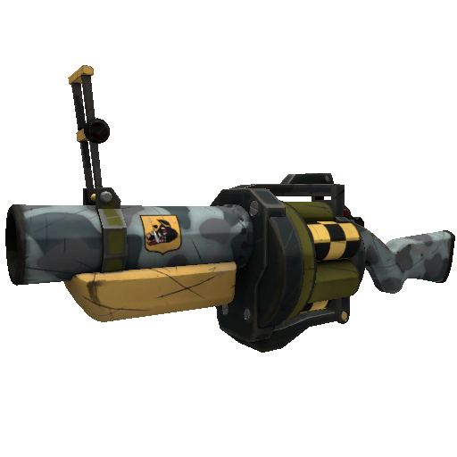 Unusual Specialized Killstreak Grenade Launcher