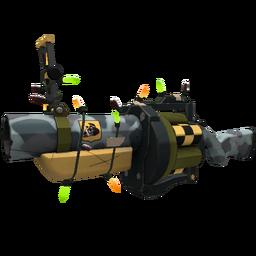 Festivized Butcher Bird Grenade Launcher (Minimal Wear)
