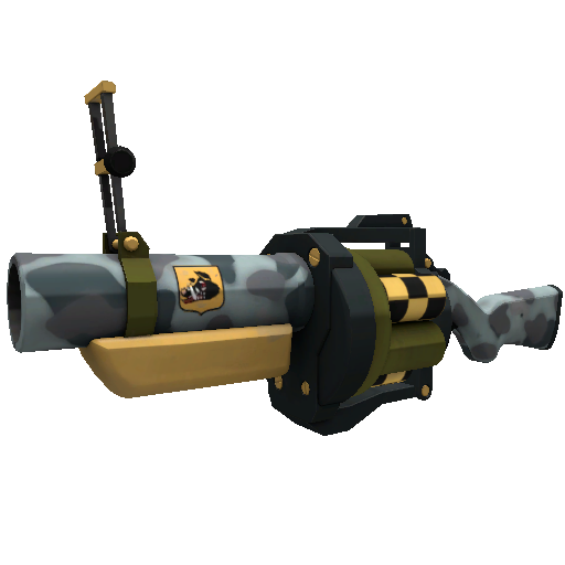 Butcher Bird Grenade Launcher