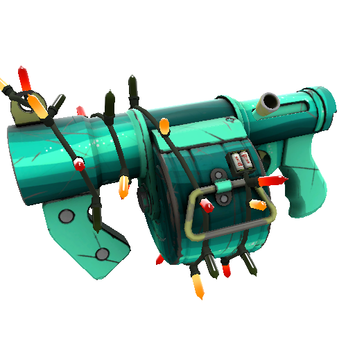 Strange Professional Killstreak Stickybomb Launcher
