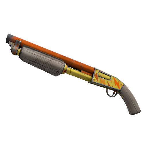 Unusual Specialized Killstreak Shotgun