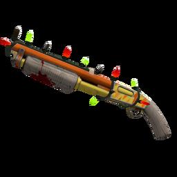 Strange Festive Lightning Rod Shotgun (Field-Tested)