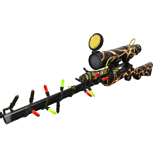 Spectacularly Lethal Specialized Killstreak Sniper Rifle