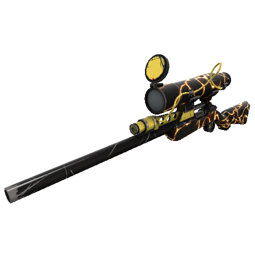 Sufficiently Lethal Specialized Killstreak Sniper Rifle