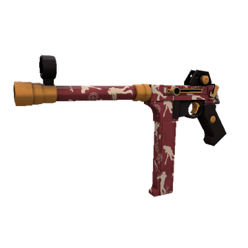 Low Profile SMG TF2 Skin Preview