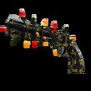 Unusual Festive Professional Killstreak Dead Reckoner Revolver (Field-Tested)
