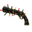 Festive Specialized Killstreak Dead Reckoner Revolver (Minimal Wear)