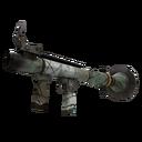 Aqua Marine Rocket Launcher (Battle Scarred)