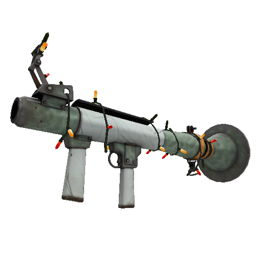 Unusual Killstreak Rocket Launcher