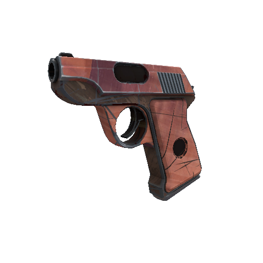 Unusual Professional Killstreak Pistol