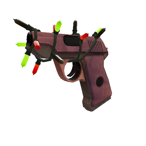 Strange Specialized Killstreak Pistol