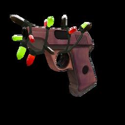 Festive Professional Killstreak Sandstone Special Pistol (Factory New)