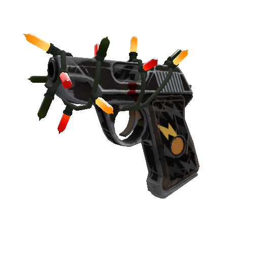 Unusual Specialized Killstreak Pistol